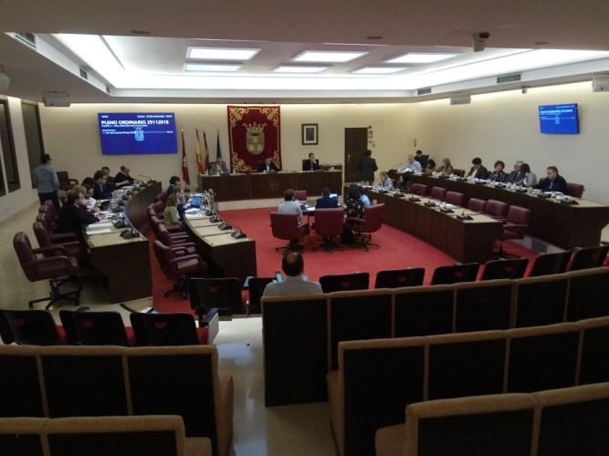 PLENO  Los Grupos Municipales aprueban el Plan de Infancia del Ayuntamiento para el periodo 2018-2022