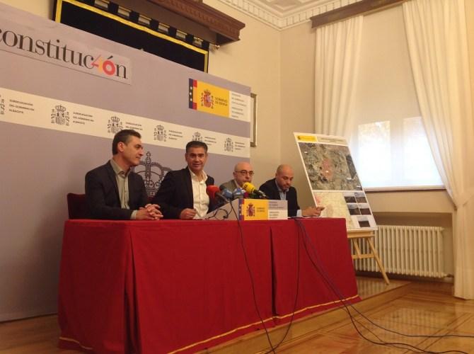 La Confederación Hidrográfica del Júcar plantea una laminación de terrenos que evite inundaciones en la ciudad de Albacete