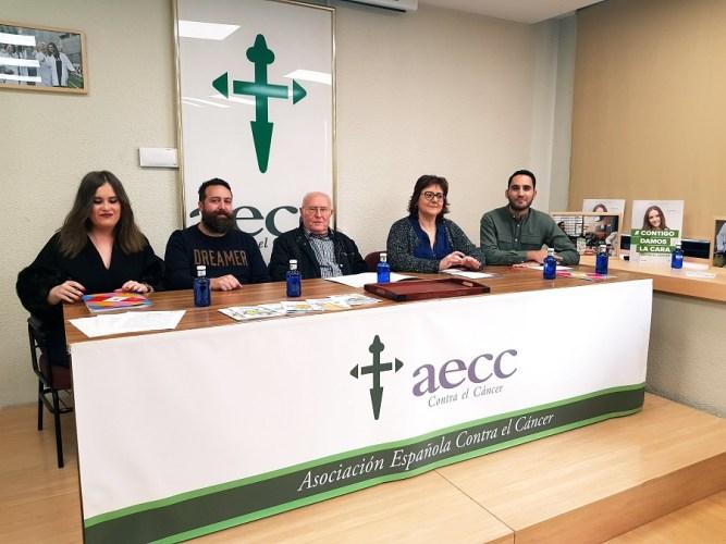 Un total de 19.000 alumnos de la provincia participarán en el Plan 'Educar para la Salud'  de la Asociación Española contra el Cáncer