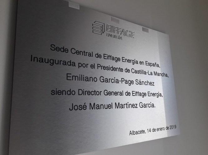 VÍDEO | Inauguradas las nuevas instalaciones de Eiffage Energía en Albacete
