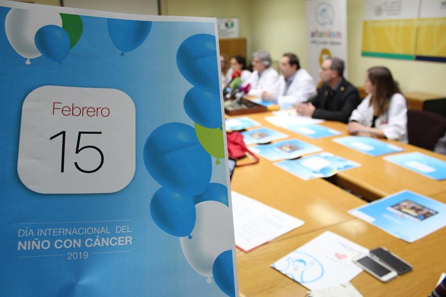 Diagnosticados 15 nuevos casos de cáncer infantil en Albacete durante el 2018