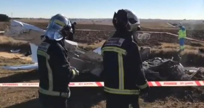 Fallece una instructora de vuelo albaceteña en un accidente de avioneta en Madrid