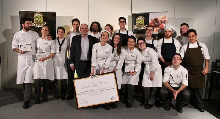 La albaceteña Elena Martínez Jiménez gana el Reto Martiko del Basque Culinary Center