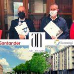 Art natura y Banco Santander cierran un acuerdo para la construcción del 'Residencial Rosa 66'