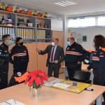 Reconocimiento a la Agrupación de Protección Civil de Albacete en el Día Internacional del Voluntariado
