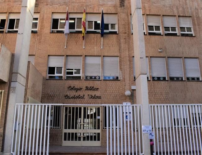 Colegio Cristóbal Valera
