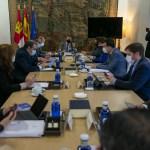 Castilla-La Mancha prorroga el cierre de municipios, de la hostelería y el toque de queda a las 22,00 horas durante diez días