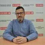 Alberto Jiménez, reelegido secretario general de CCOO-Enseñanza Albacete