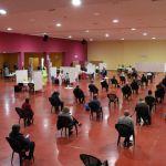 Castilla-La Mancha empieza a vacunar a las personas de entre 50 y 59 años este fin de semana