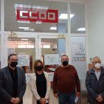 Juan Antonio Navalón, reelegido secretario general de la Federación de Pensionistas y Jubilados en CCOO CLM
