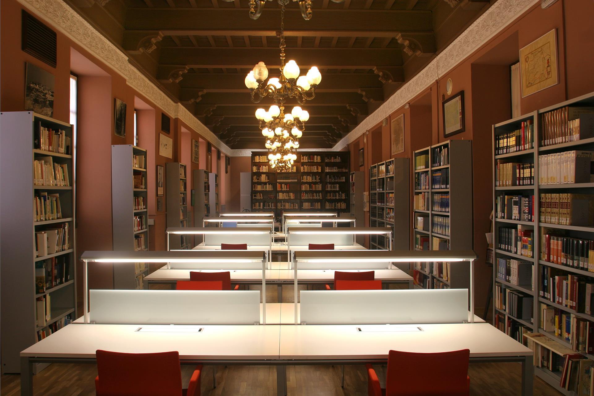 Biblioteca Tomás Navarro del Instituto de Estudios Albacetenses