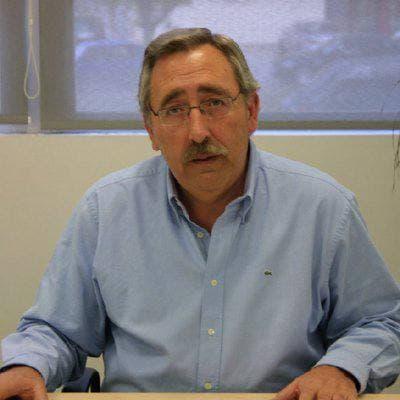 Enrique Navalón, presidente de Asprofa