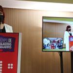Lola Cachero, reelegida secretaria general de CCOO-FSC CLM en el Congreso celebrado en Albacete