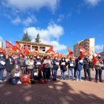 CCOO y UGT Albacete se movilizan para evitar los recortes de derechos y salarios planteados por las patronales de la limpieza y la ayuda a domicilio