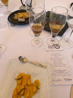 Invitacion region de murcia. Menu degustacion platos (4)