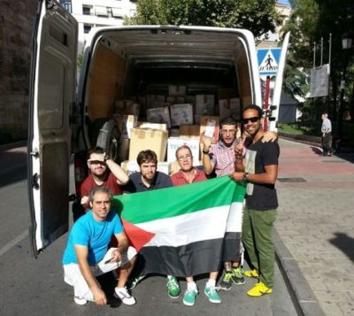 imagen de archivo, albacete con palestina