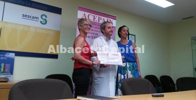 cheque acepain hospital