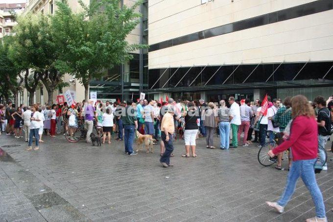 protesta centro cultural ccm- 2