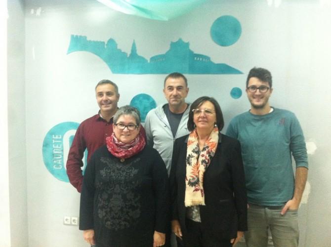 Foto reunión Ganemos Caudete 2