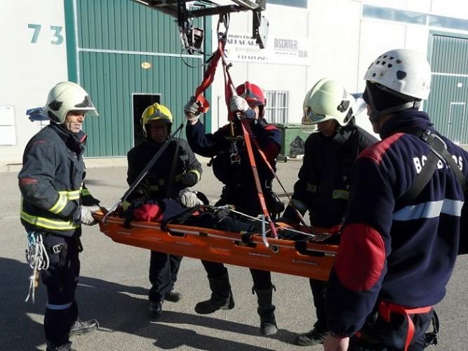 jornadas rescate bomberos