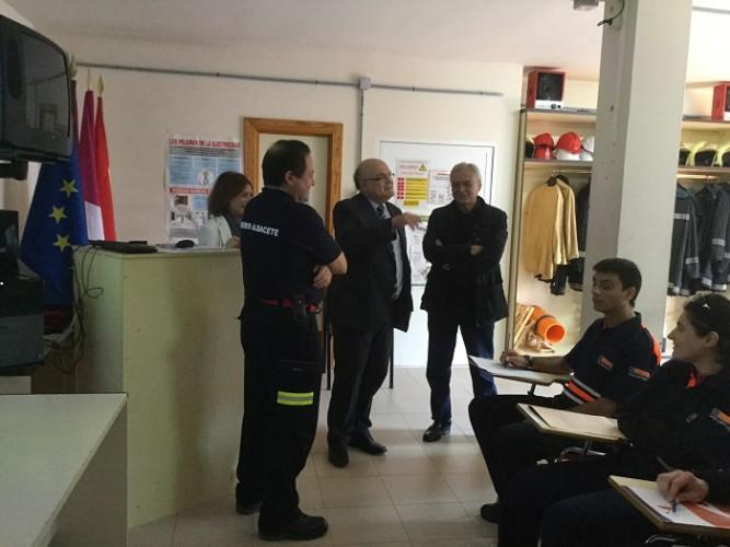 JCCM ALBACETE- CURSO PROTECCION CIVIL 2