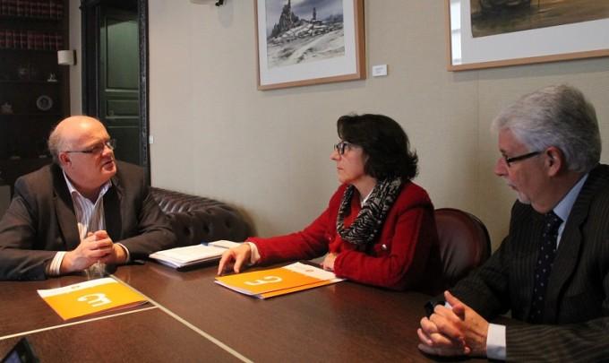 REUNION JCCM ALBACETE- COLEGIO OFICIAL DE ECONOMISTAS 1