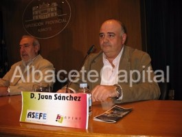 """Juan Sánchez, Presidente de APEHT: """"No podemos ni estamos en situación de desaprovechar el escaparate y evento económico más importante de Albacete"""""""