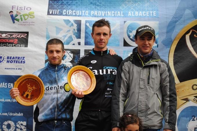 podio masculino en 2014