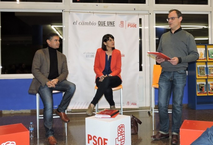 psoe en Almansa