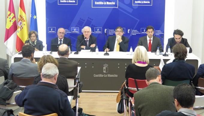2015-12-05 Comité de seguimiento del programa operativo FEDER 2014-2020