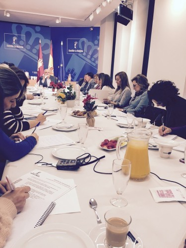 DESAYUNO INFORMATIVO CON LOS MEDIOS- BALANCE JCCM ALBACETE