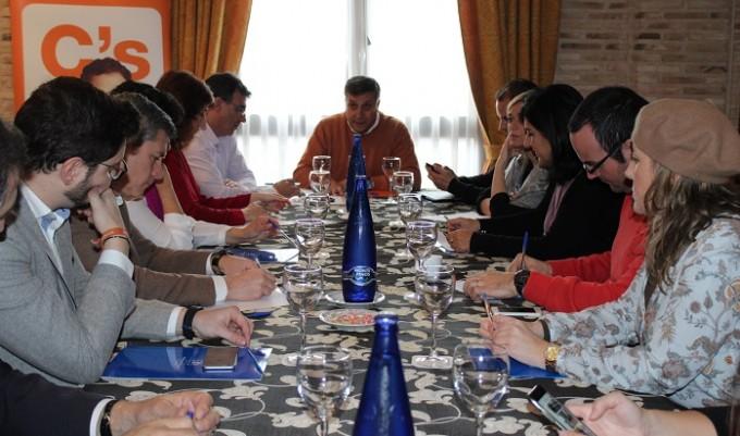 Comité Territorial reunión