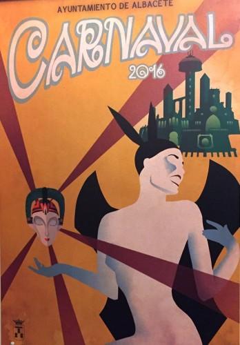 Foto.Cartel carnaval 2016