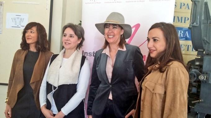 Proyección documental Chicas Nuevas 24 horas en Albacete
