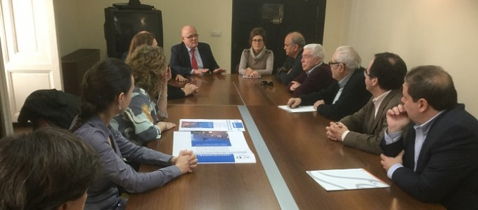 Reunión JCCM ALBACETE- SESCAM- FAVA Y UCE.
