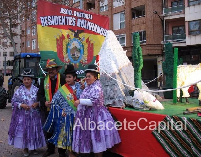 desfile carnaval 2
