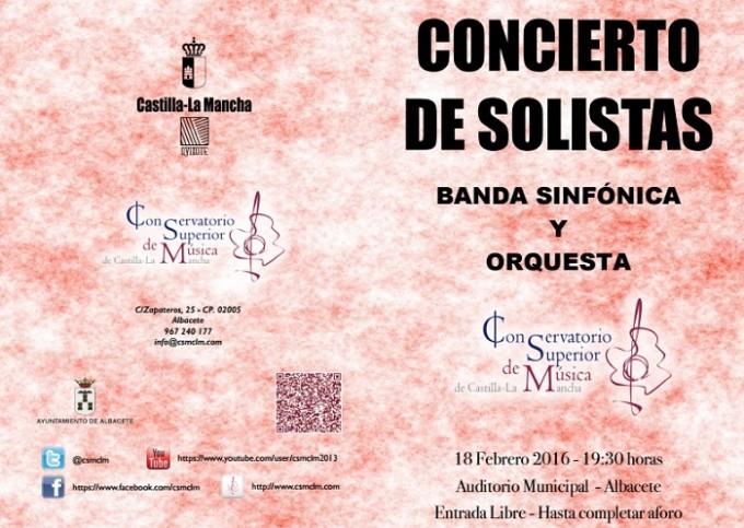 previa concierto conservatorio superior música