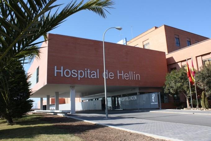 FOTONOTASANIDAD. Premio Hospital Optimista Hellín