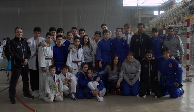 Judo Club Albacete - Escolapios mejor Club de la  Provincia
