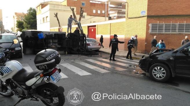 accidente policia 4
