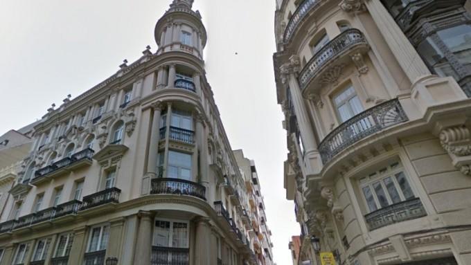 edificio modernista marques de molins