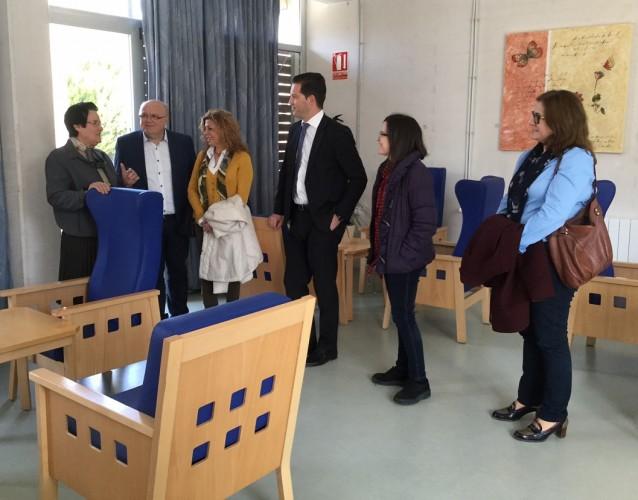 visita delegado caudete