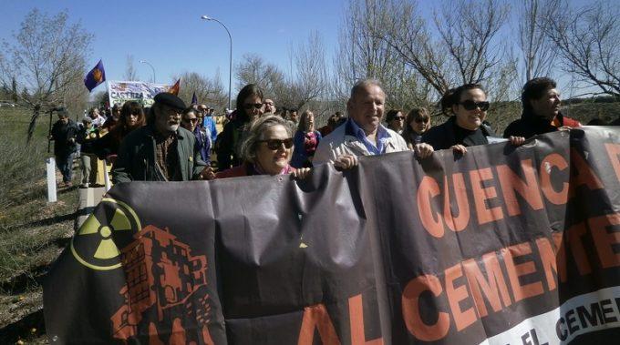 marcha cementerio nuclear 1