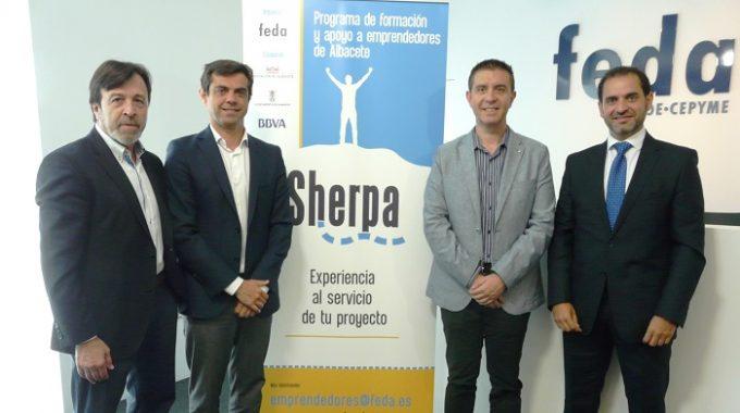 Foto.Presentación IV Programa 'Sherpa'.1-6-16
