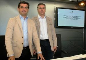 Foto.Presentación proyecto de renovación del alumbrado público de Albacete.7-6-16