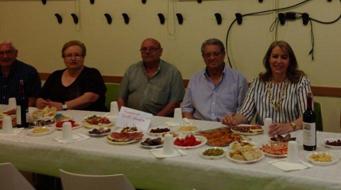 Foto.VI Semana cultural del club de jubilados del barrio Polígono San Antón.11-6-16