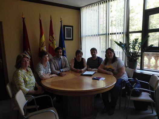 Foto: Facebook Red Feminista Albacete.