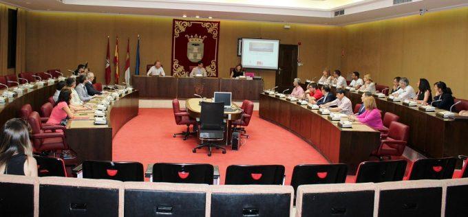 Foto.Reunión grupo de trabajo Plan Municipal de la Competitividad y Creación de Empleo.22-7-16