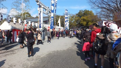 antrian-panjang-di-kuil-hiroshima-kastil-3