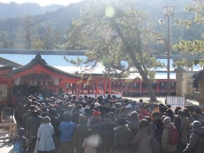 Shrine di pagi hari (2)